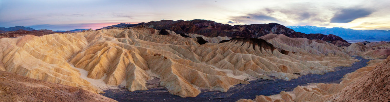 Death Valley Skylight Filter
