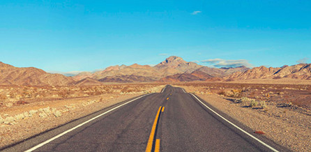 Death Valley_road